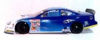 "New KINGSWAY ""Nascar"" style, Mardave V 10 electric car.- With PROTOform FORD TAURUS bodyshell."